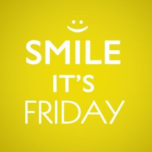 smile, it's friday su Atman