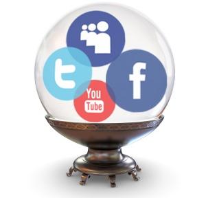 Diffusione social media
