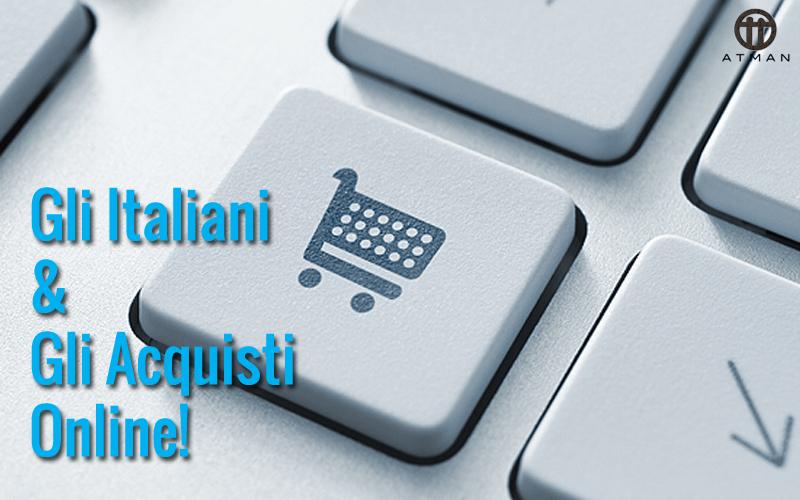 Gli Acquisti online in Italia