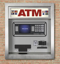 ATM Machines and Bill Paying