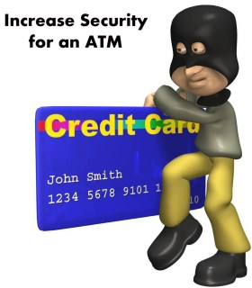 Increase Security for an ATM