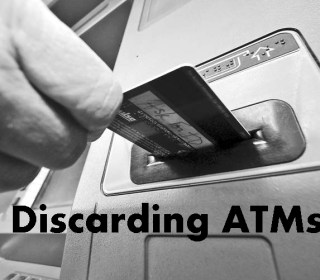 Discarding ATMs
