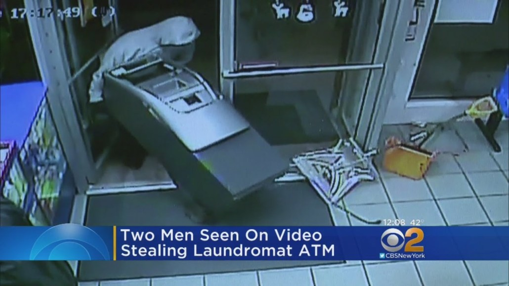 ATMSecurity - Thieves in Action