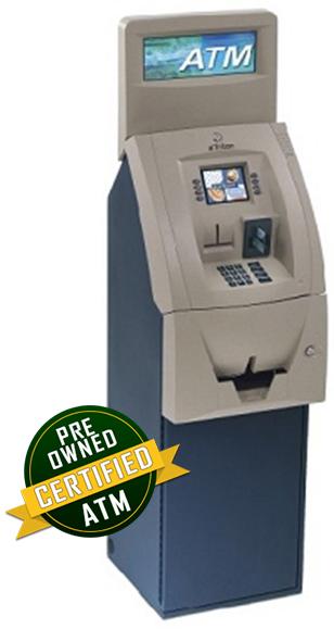 Triton 9100 ATM Machine