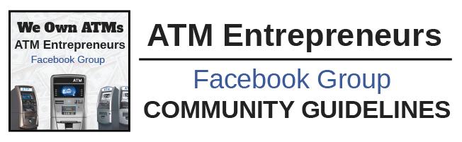 ATM Entrepreneurs Group | Facebook | We Own ATMs - ATMDepot com