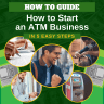 How to Start an ATM Business in 5 Steps via ATMDepot.com