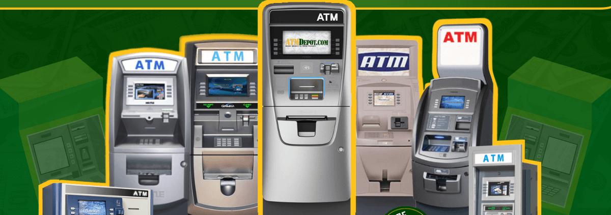 New, Used, & Refurbished ATM Equipment via ATMDepot.com