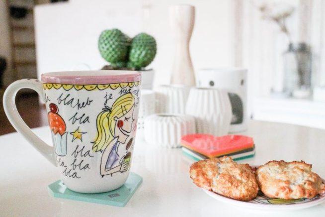 Recept - kokos koek