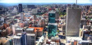 Johannesburg, Africa's Most Visited City!