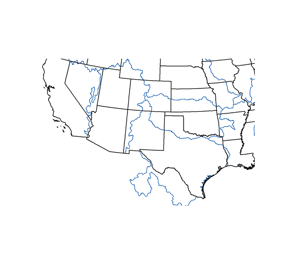 free of state outline