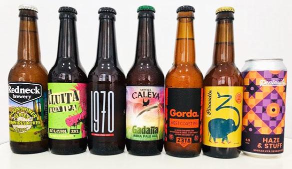novedades fresquitas redneckbrewery cervesa lalluita drunkenbrosbrewery zetabeer fdlbeerproject cervecera peninsula