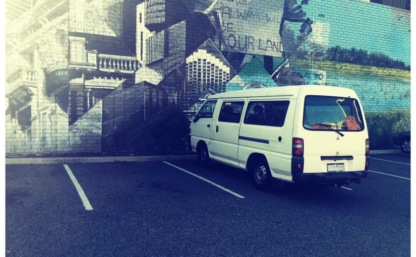 Un Van per Natale.