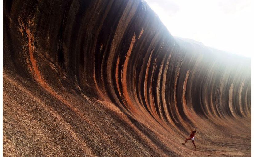 Wave Rock.