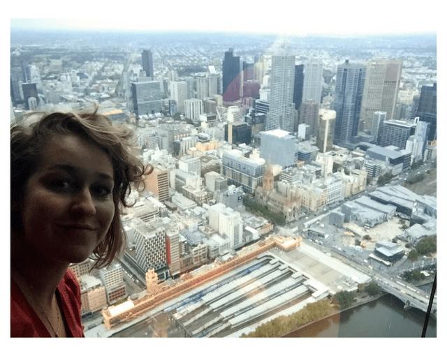Quattro mesi a Melbourne.