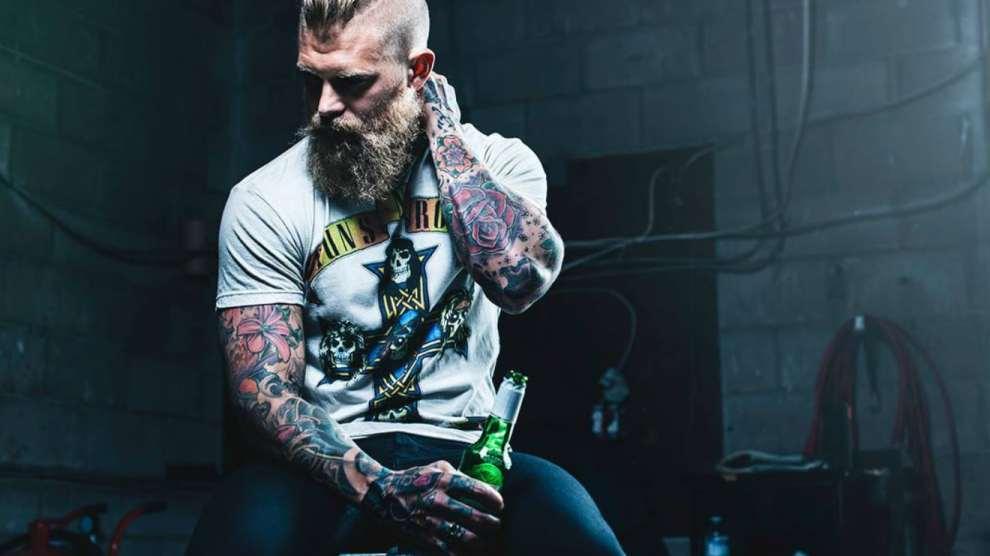 Festival Barbas y Tatuajes para tu gusto Rockabilly