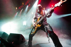 Por tercera vez, Slayer toca en Colombia