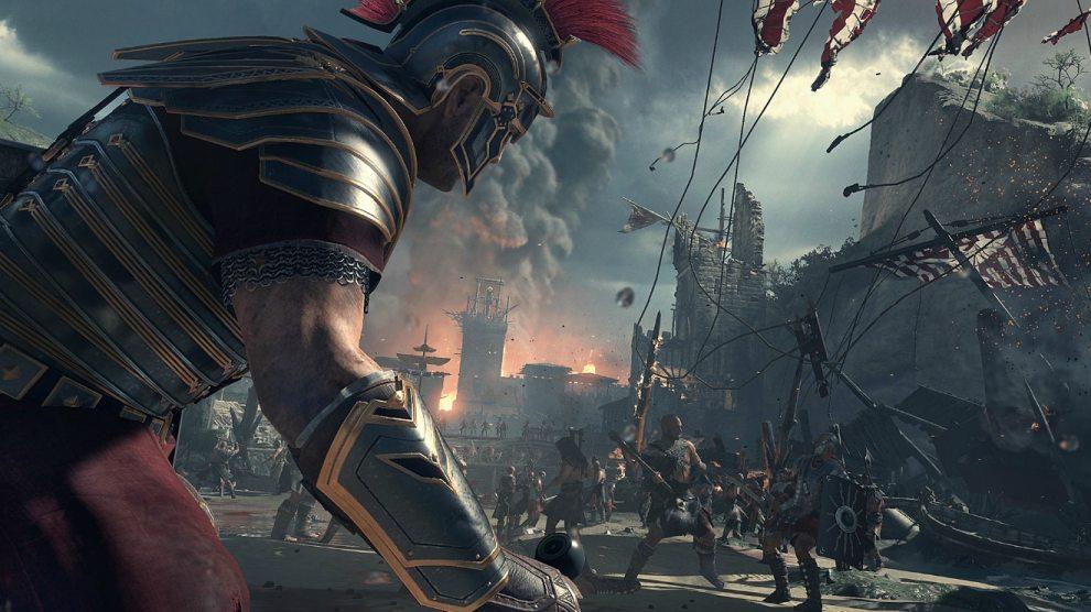 Gothic wars against Constantine's political advances