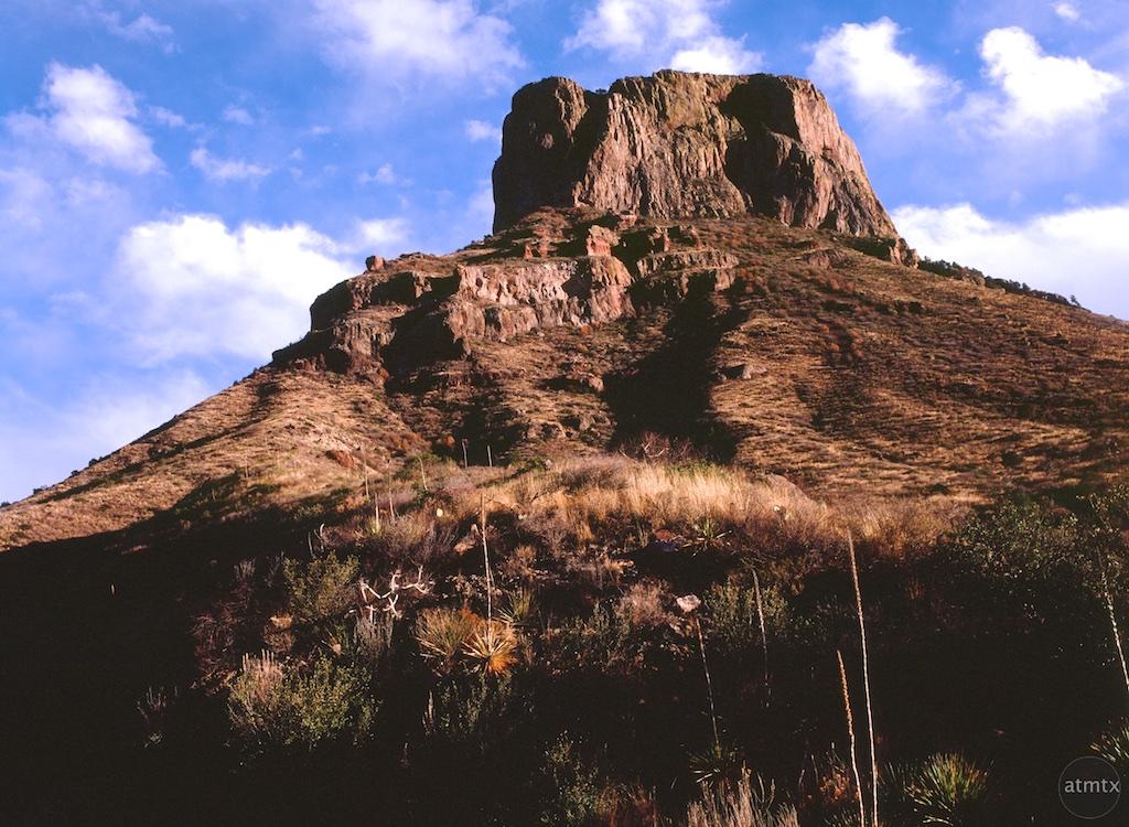 Formation at Chisos Basin - Big Bend National Park, Texas