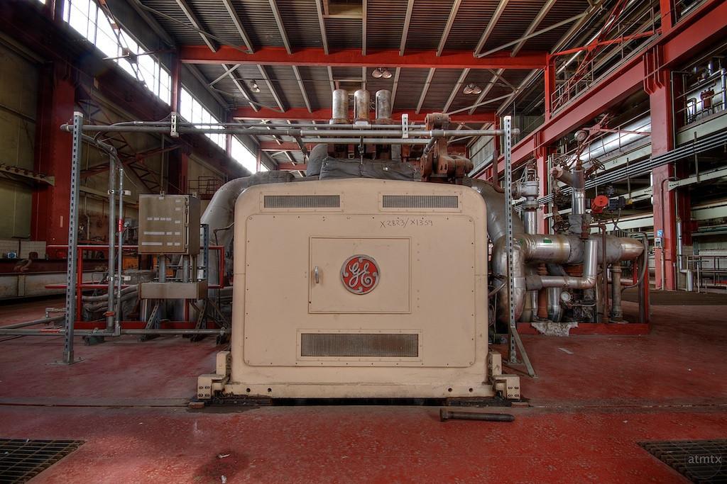 Holly Power Plant, GE Generator