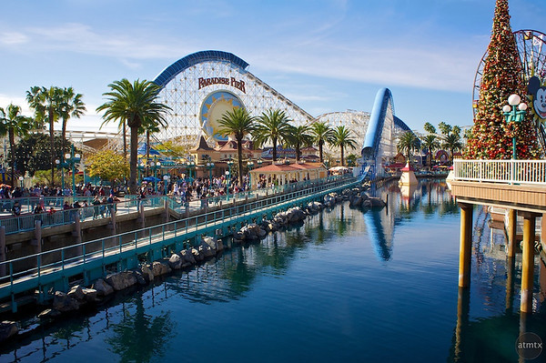 California Screamin', Disney's California Adventure