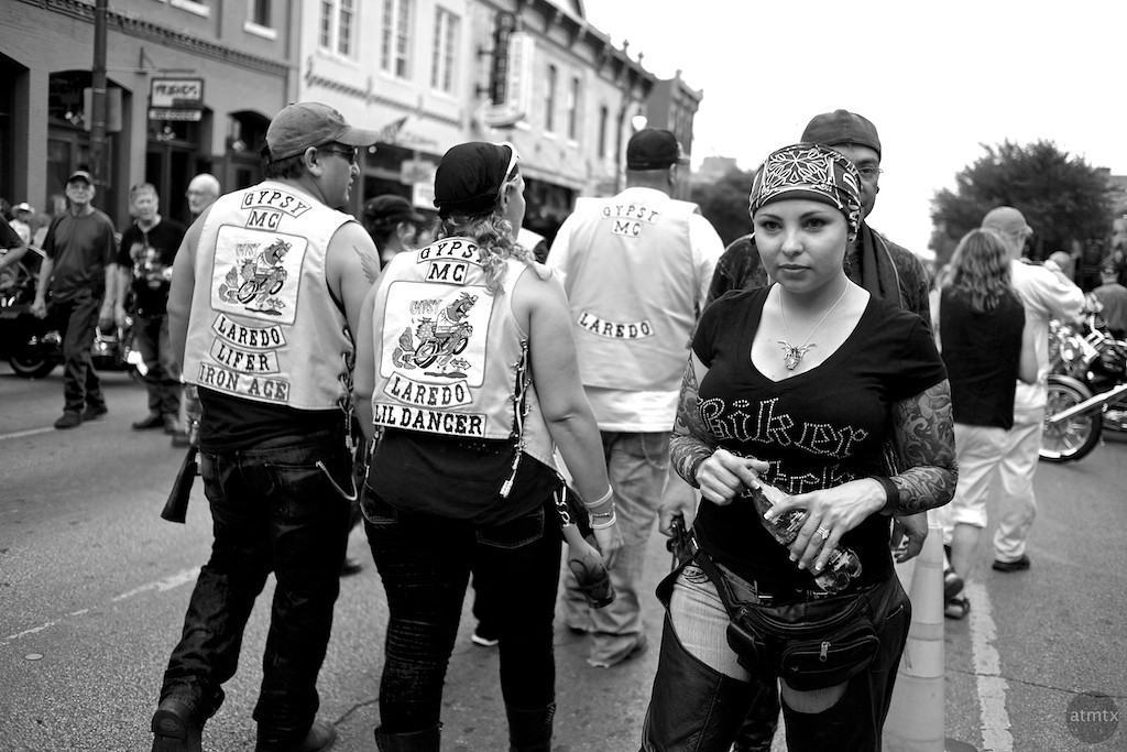 Bikers, 2013 ROT Rally - Austin, Texas