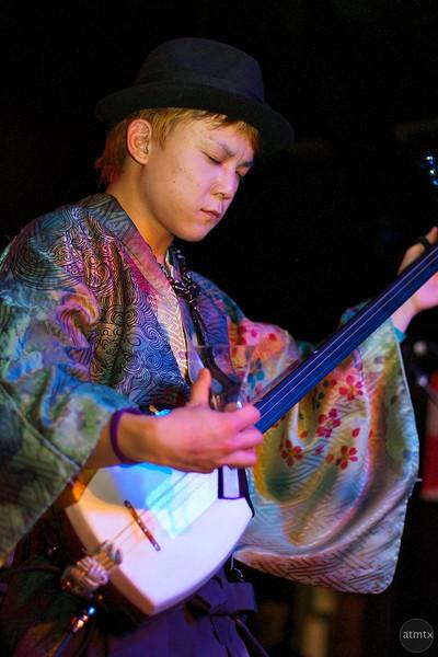 Jack from Kao=S, SXSW Japan Nite 2012