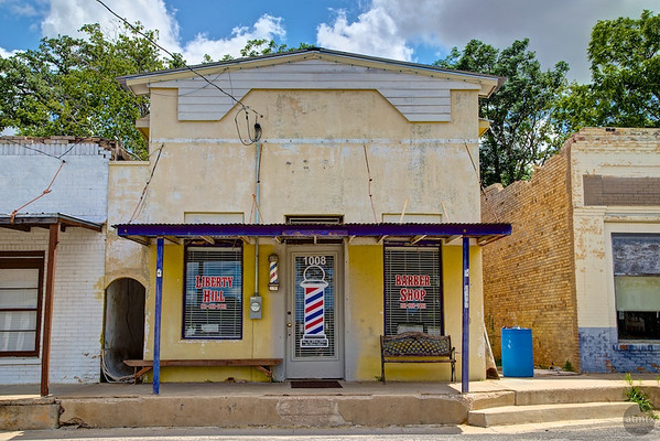 Barber Shop - Liberty Hill, Texas