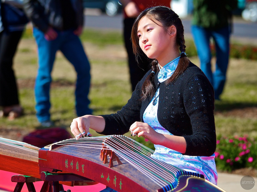 Ellen Chang, 2012 Chinese New Year Celebration