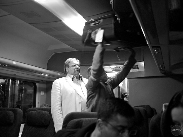 Porter, Shatabdi Express Train - Delhi, India