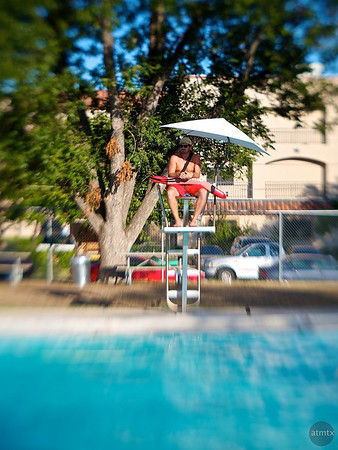 Life Guard #3, Ramsey Pool