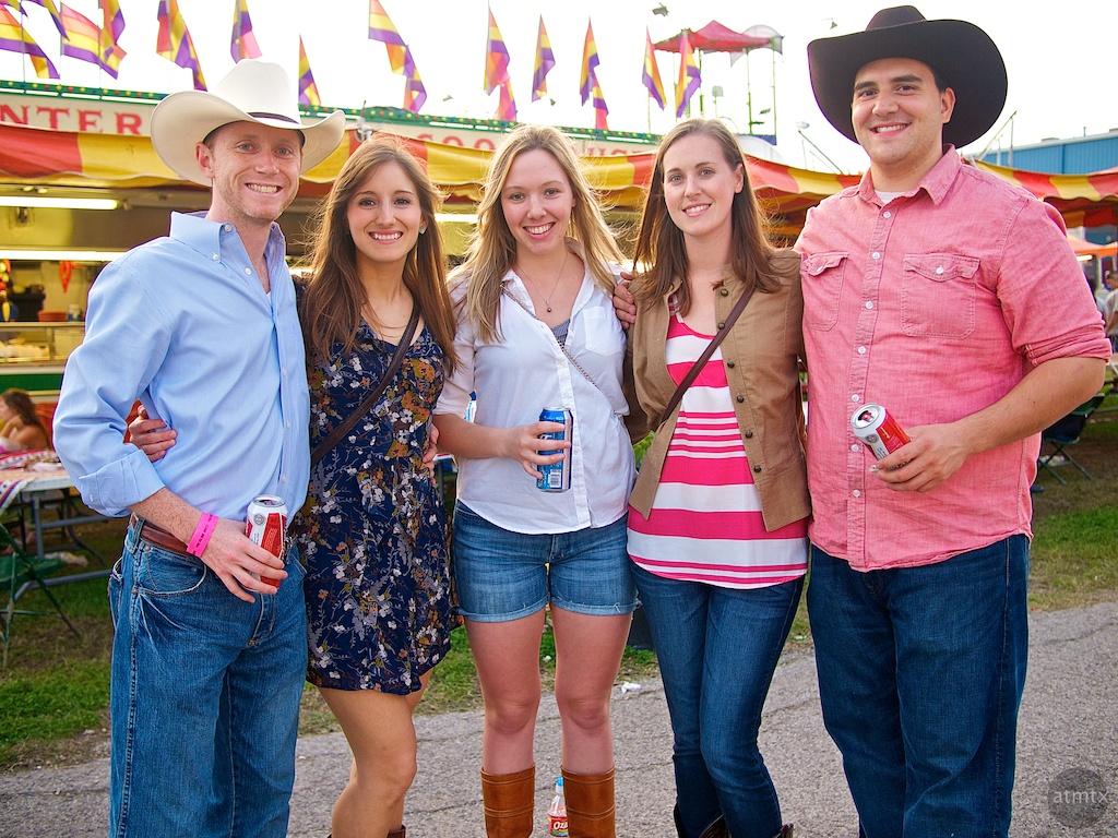 Young Texans, Rodeo Austin