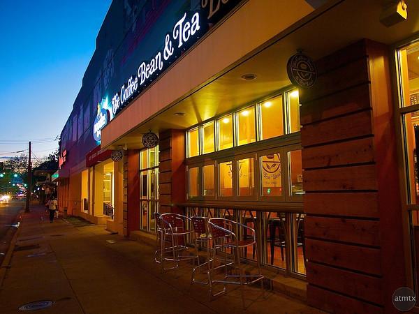 Warm Lights, The Coffee Bean - Austin, Texas