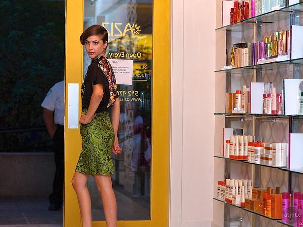 Fashion Show, AZIZ Salon - Austin, Texas
