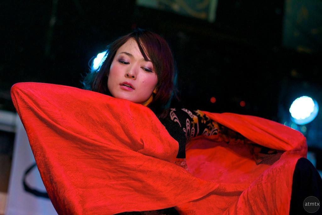 Kaori from Kao=S #3, SXSW Japan Nite 2012