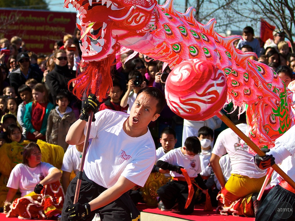 Intensity, 2012 Chinese New Year Celebration