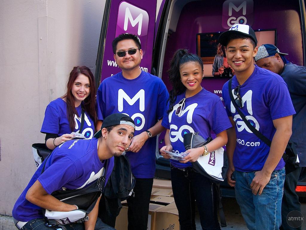 M Go, SXSW Interactive