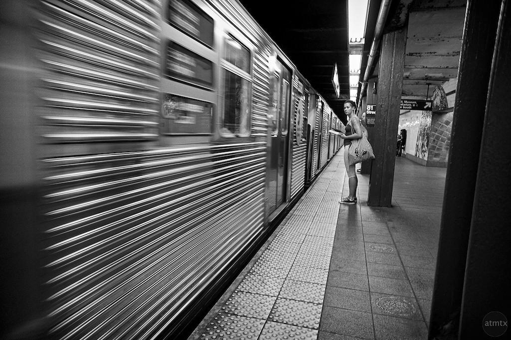NYC Subway, 81st Street Station