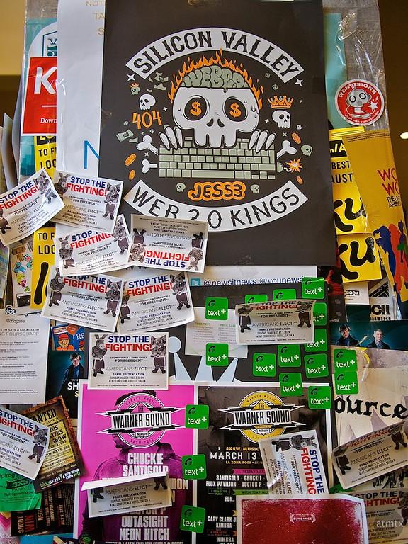 Message Board, SXSW Interactive