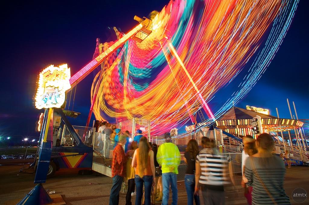 Freak Out Color Explosion, Rodeo Austin