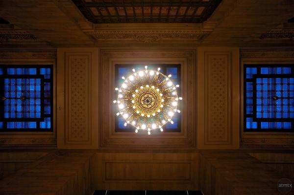 handelier, Grand Central Station