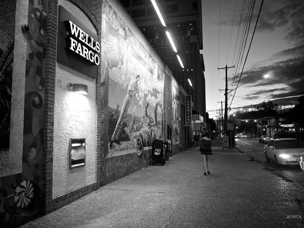 Wells Fargo, University of Texas - Austin, Texas