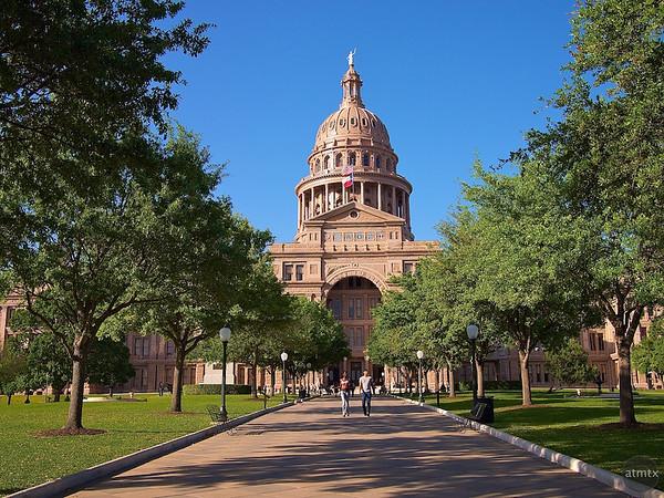 Texas State Capitol - Austin, Texas