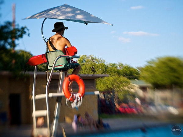 Life Guard #2, Ramsey Pool