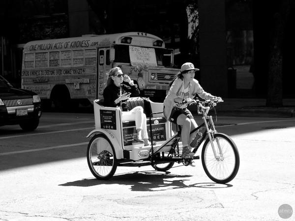 Executive Pedicab, SXSW Interactive - Austin, Texas