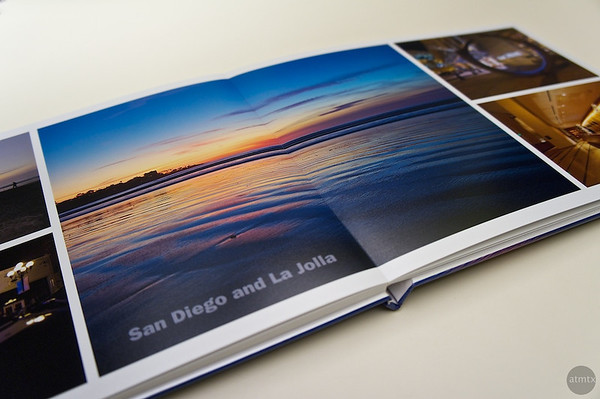 Lay Flat Pages