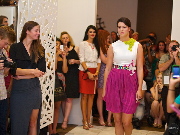 Fashion Show, AZIZ Salon - Austin, Texas
