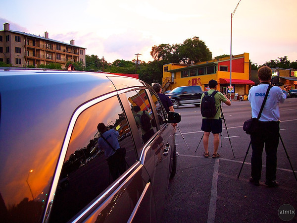 Soco Photowalk Sunset - Austin, Texas