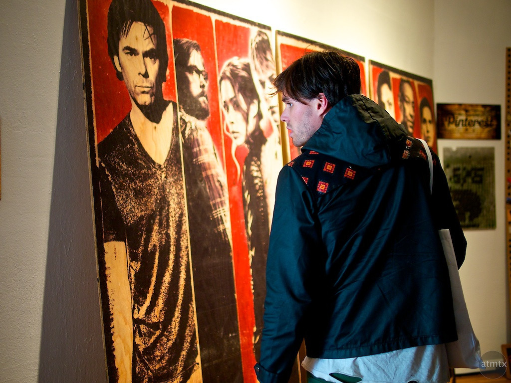 Warner Brothers' Revolution, SXSW Interactive - Austin, Texas