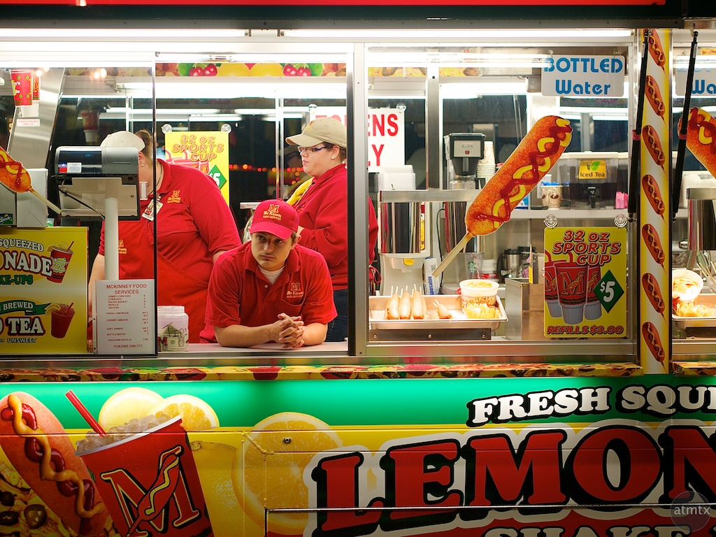 Waiting for Customers, Rodeo Austin