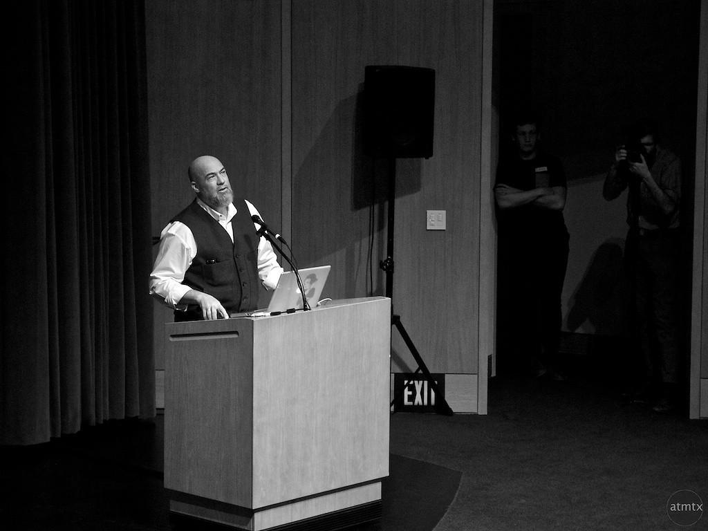 Dan Winters Lecture - Austin, Texas
